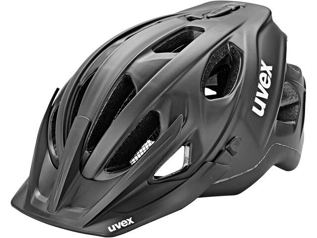 UVEX adige cc Helmet LTD, black